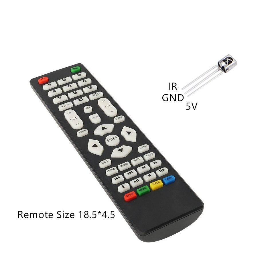 Image 5 - 3663 Новый цифровой сигнал DVB C DVB T Универсальный ЖК телевизор контроллер драйвер платы обновления 3463A русский USB play LUA63A82Интегральные схемы    АлиЭкспресс