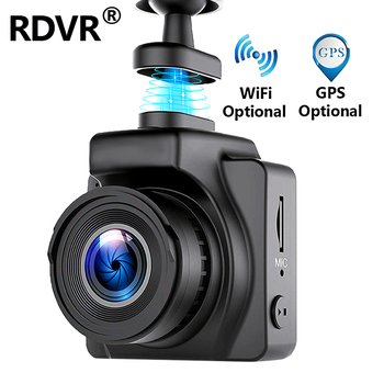 RDVR Car DVR Magnetic Dash Cam Full HD1080P Car Camera 1.5 Mini Dash Camera Auto Registrator Dvrs G-sensor WiFi GPS Optional dash camera junsun h9p