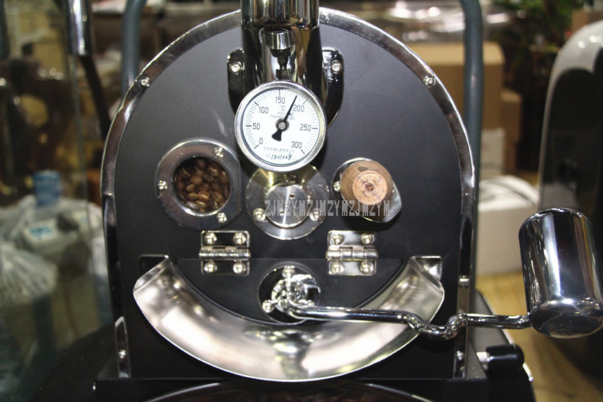 1KG Capacity Electric Coffee Roasting Machine Commercial Professional Coffee Bean Roaster Roasting Machine 220V/110V WB-A01 6