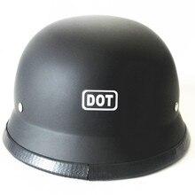 Free shipping WWII German Helmet German helmet half helmet military fans Kua child equipment / matt black, wholesale