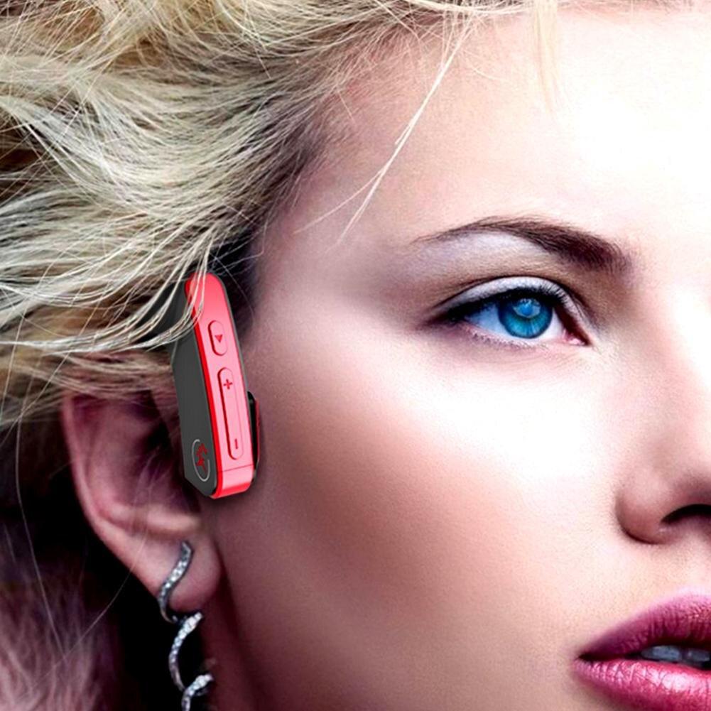 2018 nouvelle offre spéciale casque de Conduction osseuse haute qualité sport Bluetooth casque pour Android ios téléphone mobile Sports de plein air - 2
