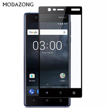 For Tempered Glass Nokia 3 Glass Nokia 3 2017 Screen Protector For Nokia 3 TA-1020 TA-1032 TA 1020 1032 Nokia3 Full Cover Glass