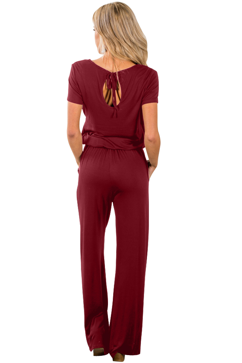 Wine-Casual-Lunch-Date-Jumpsuit-LC64388-3-2