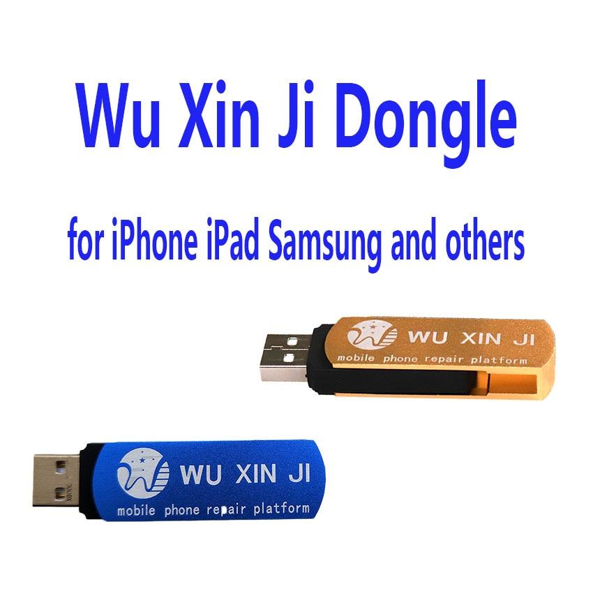 100 Original WUXINJI DONGLE Wu xin ji five star phone Schematic