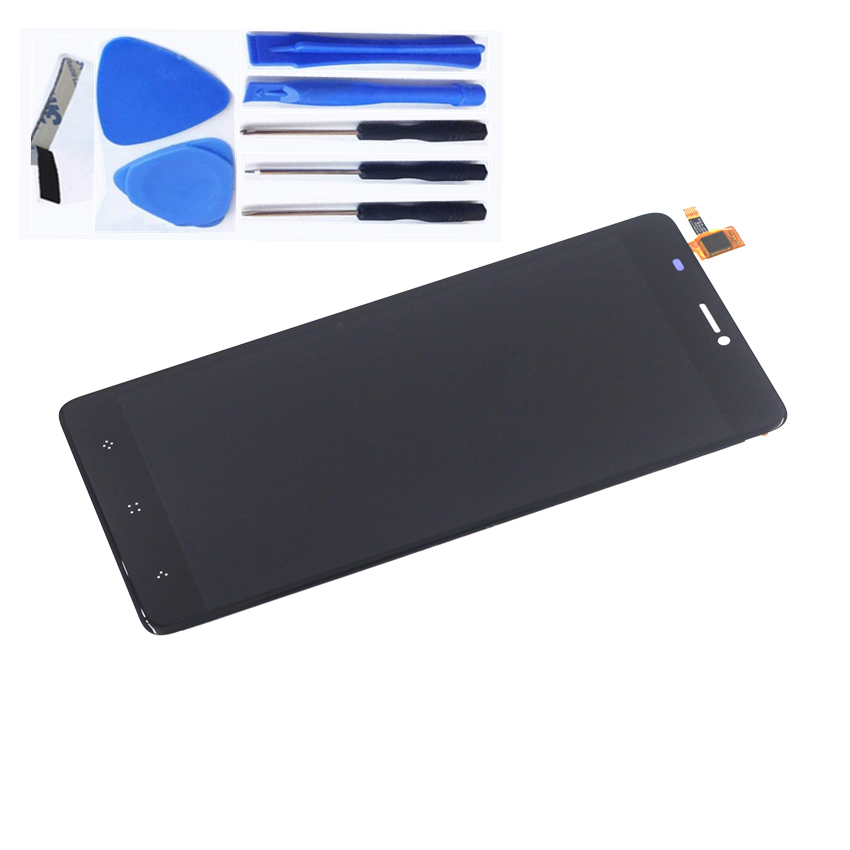 "Image 4 - 6.0"" display for Elephone C1 MAX LCD + touch screen assembly repair parts replaced with for elephone C1 MAX assembly-in Mobile Phone LCD Screens from Cellphones & Telecommunications"