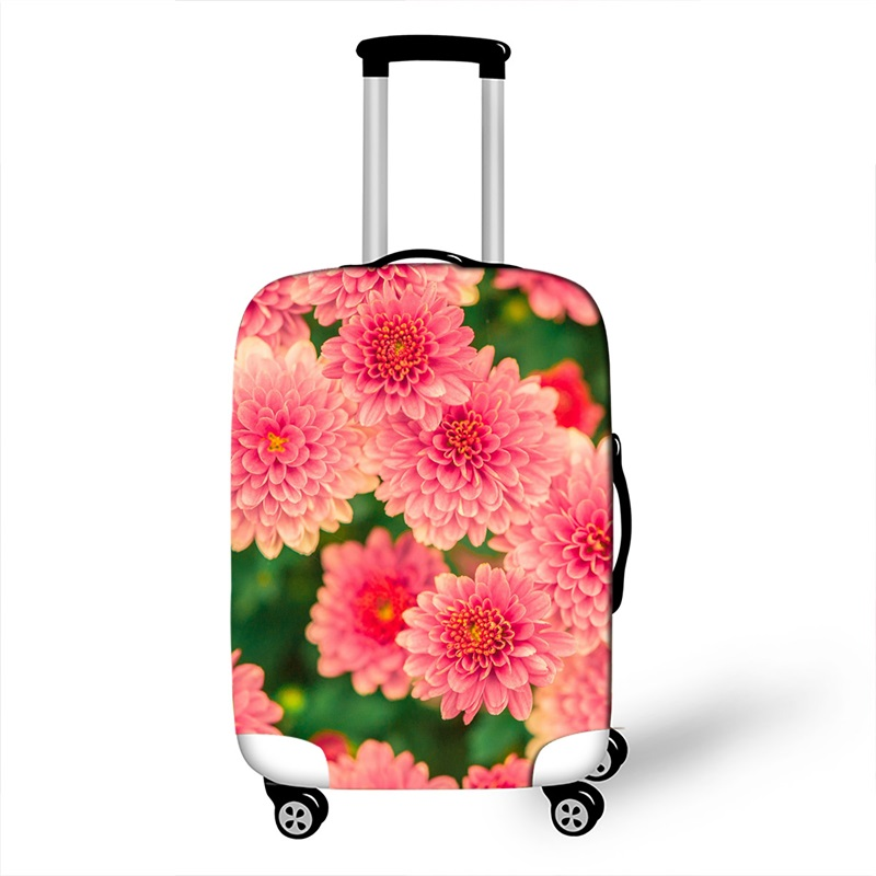 Online Shop Flower Luggage Protective Covers for 18