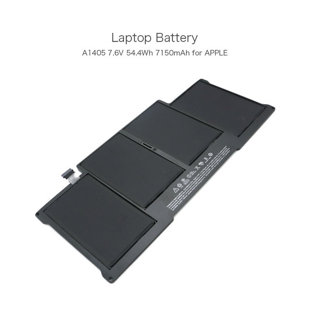 6 Cell 7.4V 54.4Wh Laptop Battery for Apple for MacBook Air 13 MC503 MC504 A1369 A1370 A1377 A1465 A1466 A1405 Charger Adapter