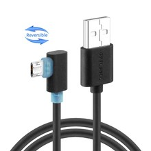hot sale Coolsell Black Bend 100cm/200cm Micro USB Cable Fast Charging Data Sync Cords for Samsung S3/S4 LG HTC Smart Phone
