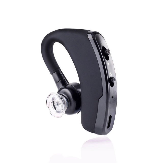 V9 earphones Handsfree Business Bluetooth Headphone With Mic  Wireless Bluetooth Headset For Drive Noise Reduction 2