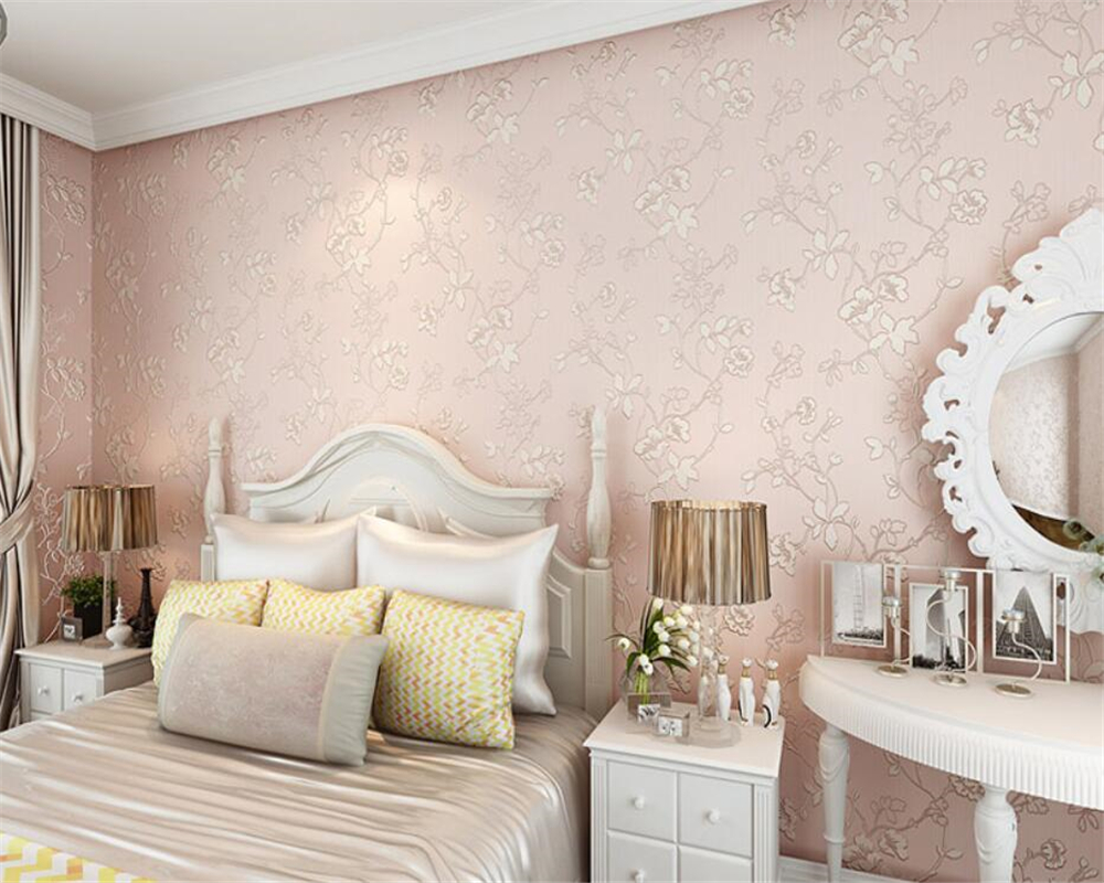 Beibehang Modern 3D Embossed TV Background mural Wallpaper roll Desktop Wallpaper for living room papel de parede para quarto