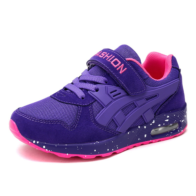 2017 New Children Sneakers Boys Girls Shoes Casual Mesh Breathable Comfortable Fashion Kids Sport Running Shoes
