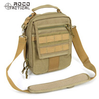 ROCOTACTICAL Military Medical Bag Outdoor Travel Sling Pack EDC Neatfreak Organizer for Hunting Camping Cordura Nylon 1000D