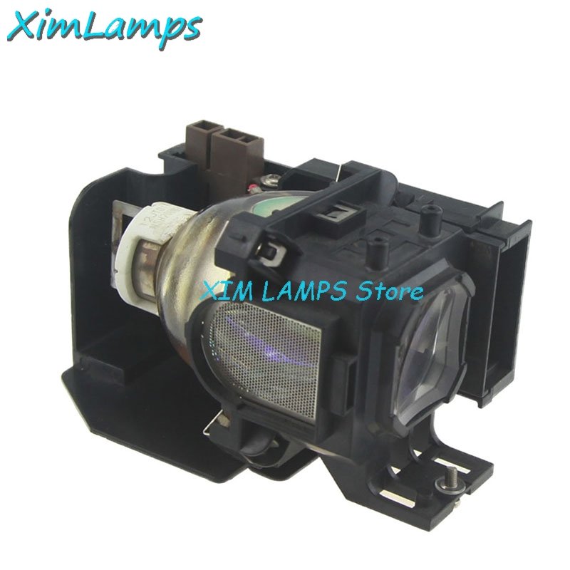 VT85LP For NEC VT490 VT491 VT580 VT590 VT595 VT695 VT495 CANON LV-7250 LV-7260 XimLamps Replacement Projector Lamp with Housing weide brand irregular man sport watches water resistance quartz analog digital display stainless steel running watches for men