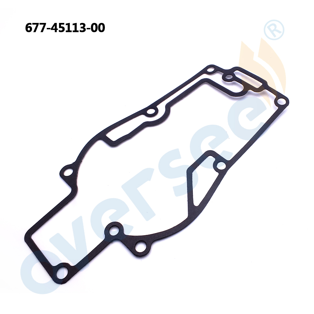 677-45113-00 For Yamaha Outboard E8D Powerhead base gasket replaces 677-45113-A0