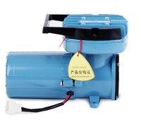 Compresor de aire libre de aceite DC12V 100L/Min  bomba de compresor de aire electromagnético