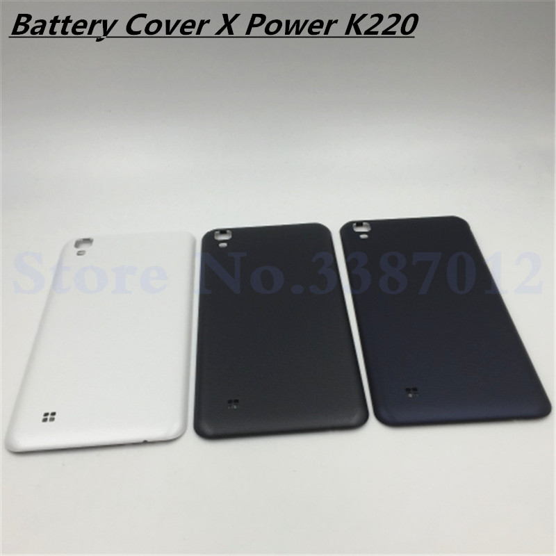 New Battery Back Cover Housing Door For LG X Power K220DS K220 Housing Battery Cover Case Free ShippingNew Battery Back Cover Housing Door For LG X Power K220DS K220 Housing Battery Cover Case Free Shipping