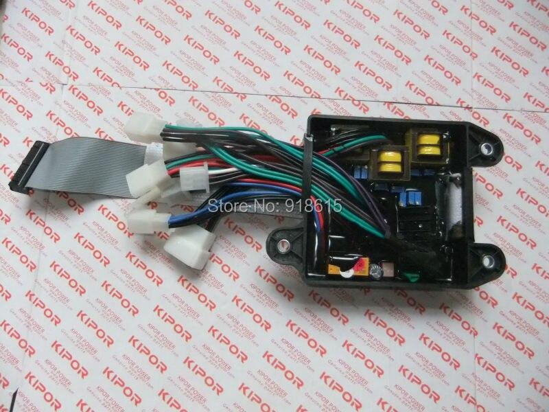 KIPOR KI-MB3(ATS)-C  KI-MB3-ATS-C intelligent control module kipor generator parts geniune parts aquilon mb 3 08