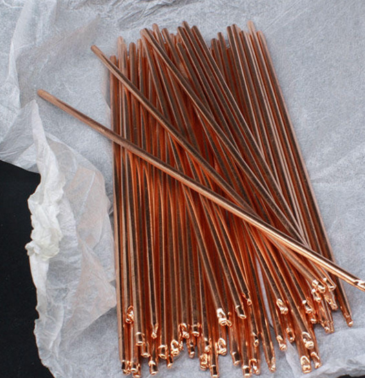 5PCS LOT Copper In thermal fluid 6mm Straight Type Heat Pipe Copper 6 350mm Ordinary Copper