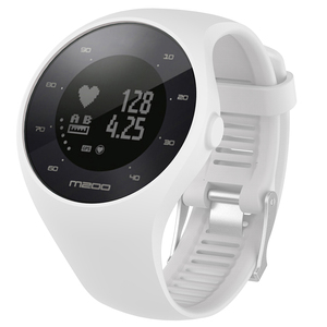 Image 2 - Nützliche Premium Silikon Weiche Band Uhr Handgelenk Gurt Für Polar M200 GPS Uhr Ersatz