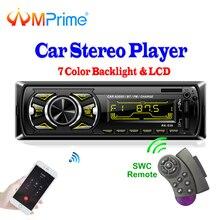 """AMPrime 1 din Auto Lettore Multimediale 3 """"Grande Bluetooth Radio AUX/FM/USB/SD Autoradio Veloce di ricarica Con Telecomando Senza Fili"""