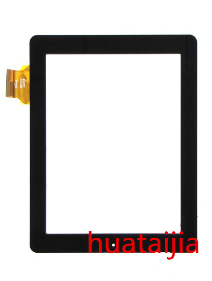 ORI NEW touch screen Touch panel Digitizer Glass Sensor FOR Fly 9.7inch Flylife Tablet Replacement Free Shipping