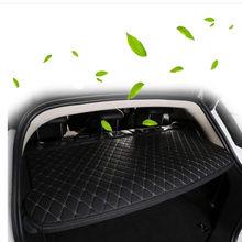 Venda quente taijs para Citroen C5 janela traseira Do Carro mat para Citroen mat ou Não resistente a poeira poeira mat dois cores