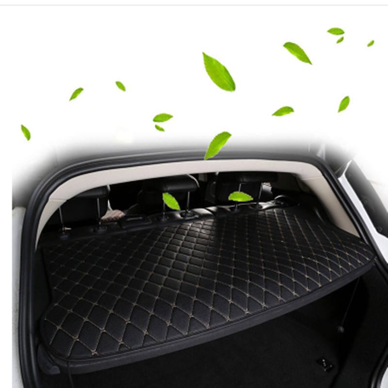Hot Selling taijs for Citroen C5 Car rear window mat for Citroen dust resistant mat or Non dust mat two colors