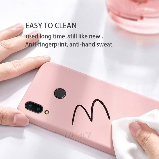 Original flüssigkeit silikon telefon fall für huawei nova 5 pro 5i nova 3 3i 3e 4 4e 2s 2i 2 plus offizielle qualität weiche rückseitige abdeckung