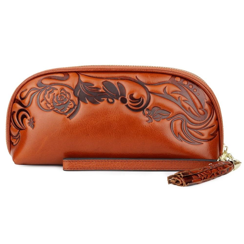 longo dinheiro coleção carteiras de alta qualidade