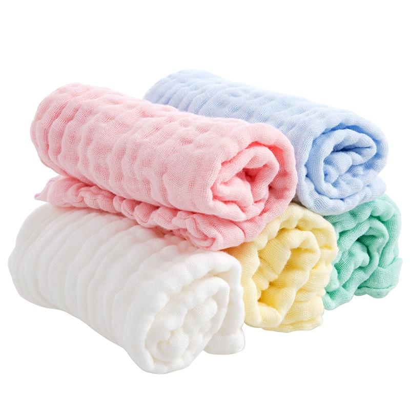 23*23 cm mignon bébé enfant serviette visage microfibre absorbant séchage bain serviette de plage gant de toilette maillots de bain bébé serviette coton enfants serviette