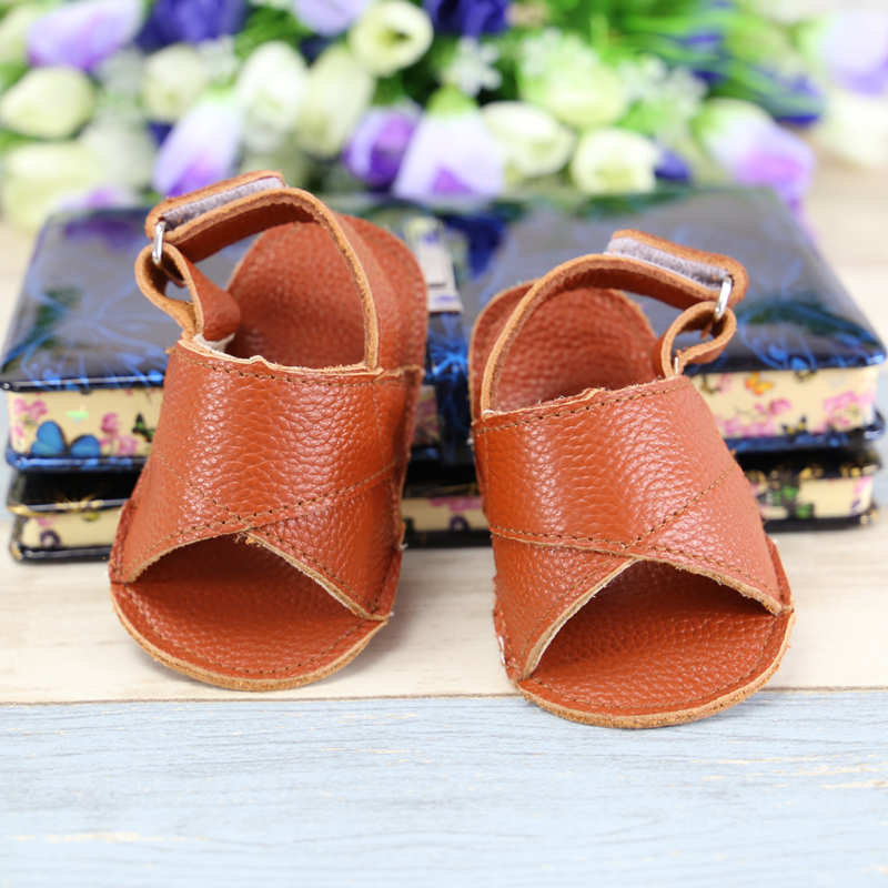 Wholesale-Baby-girls-Sandals-Genuine-leather-Clogs-Baby-moccasins-Hollow-out-Toddler-Baby-girls-Shoes-Free-shipping-2