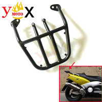 TMAX 500 Maxi Scooter Motorcycle Rear Rack Luggage Holder Bracket Passenger Armrest Hand Rail For Yamaha XP500 T MAX 2002 2007