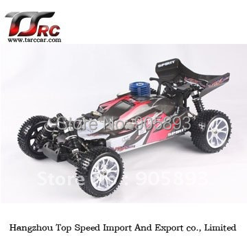 1/10 Scale for Nitro Buggy RH1007 - Spirit N2 (Double Speeds) image