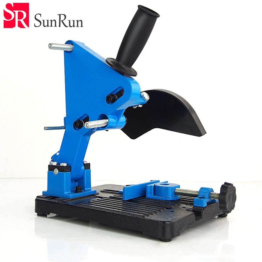 Cheap aluminum angle grinder bracket / holder aluminum angle grinder bracket holder