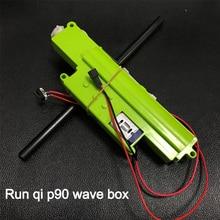 2018 new Run qi toy gun gearbox motor magazine outdoor sports game repair accessories of P90 blaster CS NI24