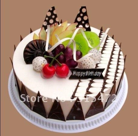 Plastic Cake Model Simulation Cake Model Wedding Birthday