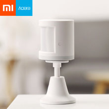 Xiaomi Aqara Human Body Sensor ZigBee Movement Motion Security Wireless Connection Light Intensity Gateway 2 Mi home APP(China)