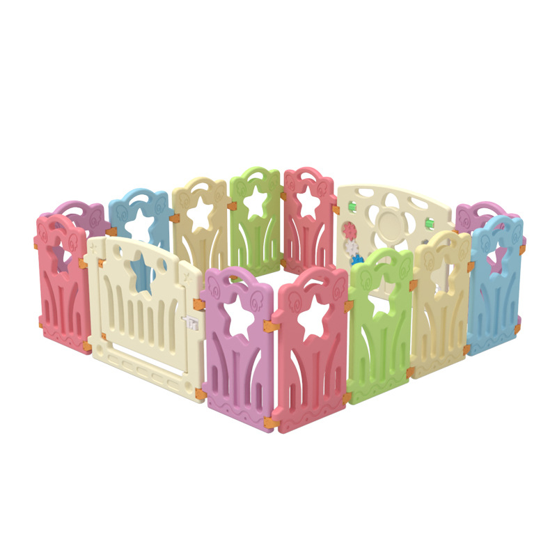Baby Playpens Fence Children Kids Place Fence Kids Activity Gear Environmental Protection Barrier Game Fence EP Safety Play Yard
