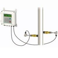 Ścienny przepływomierz ultradźwiękowy TUF 2000SW DN50 6000mm cyfrowy miernik przepływu standardowy przetwornik wstawiania w Przepływomierze od Narzędzia na