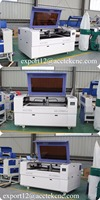 Acctek laser metal pipe cutting machine ,2mm stainless steel 300w cnc 180w laser cutting machine 260w laser cutter