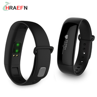Hraefn Smart Band M88 Blood Pressure Heart Rate Monitor Smartband Fashion Bracelet Fitness Tracker Watch For