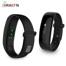 Hraefn Smart Band M88 Кровяное Давление Монитор Сердечного ритма smartband браслет Фитнес-Трекер часы для Android IOS ПК ми группа 2
