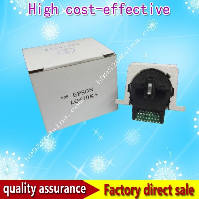 цена на Original new Printhead Print Head Printer Head for EPSON LQ670K LQ670K+ LQ660K LQ670K+T LQ-670K LQ-670K+ LQ-660K LQ-670K+T