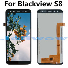 цена на FOR Blackview S8 LCD Display+Touch Screen Digitizer Assembly Replacement For S8 lcd