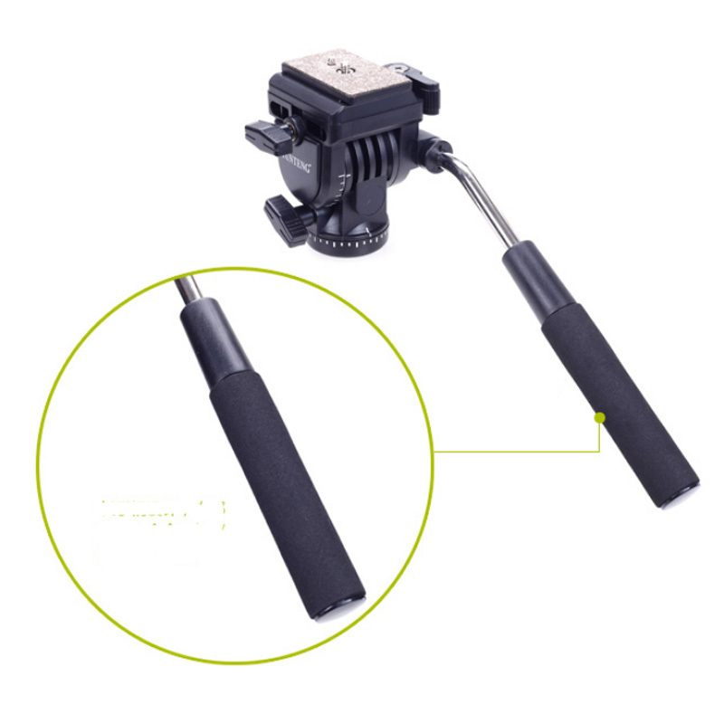 Image 3 - Yunteng 288 Camera Monopod Tripod   Fluid Pan Head Ballhead   