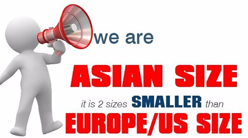 Asian Size