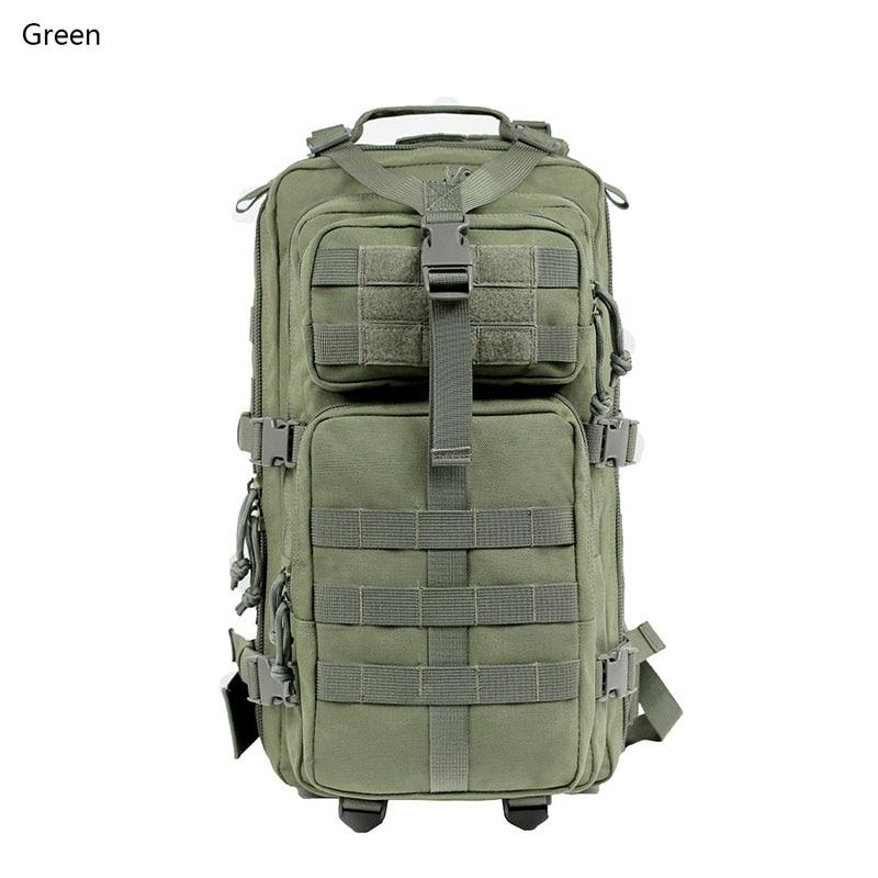 Στρατιωτική νέα άφιξη 900D νάυλον αδιάβροχη τσάντα κυνηγιού ΠΡΑΣΙΝΗ ΜΑΥΡΟ Χρώματα Y Ρύθμιση στερεά τσάντα PP5-0066