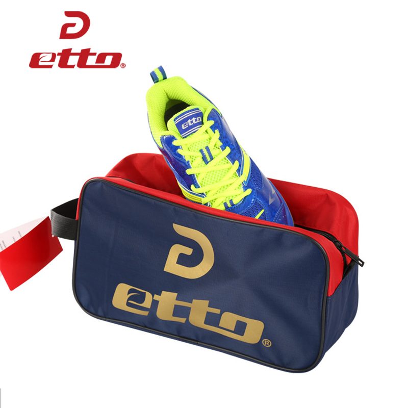 Etto Multifunction 1 Pair Sneakers Bag Unisex Training Sport Bag For Basketball Shoes Airticles Storage Men Women Teenage HAB008