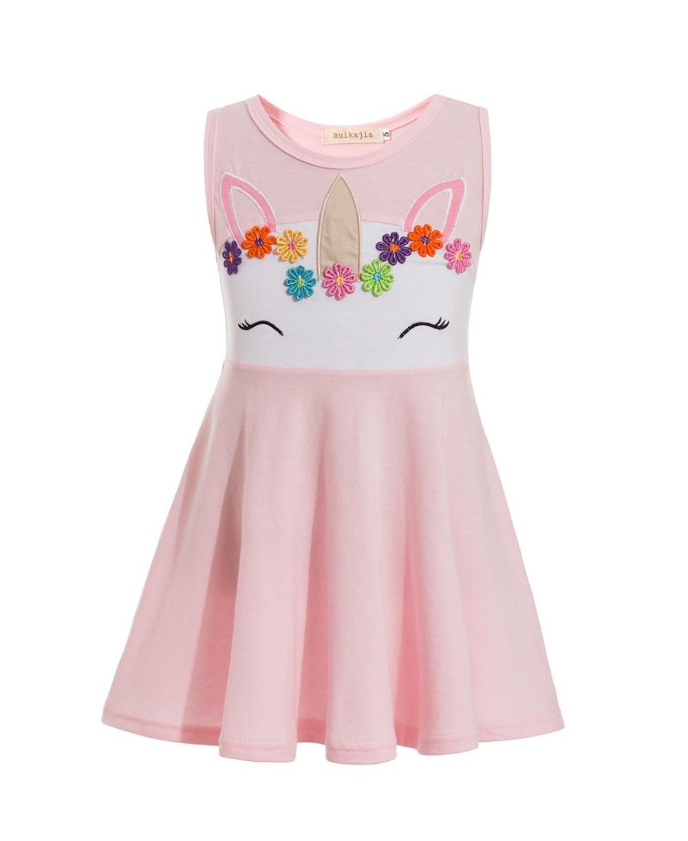 Vestido para niña masha y el oso ropa niños verano little pony traje para niños ropa unicornio niñas 11 años comunion