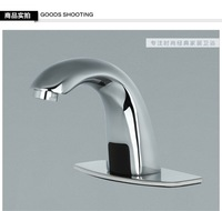 High quality polished chrome sensor faucets with automatic faucet motion sensor faucet